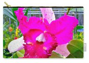 Pink Orchid At Maerim Orchid Farm In Chiang Mai-thailand Carry-all Pouch