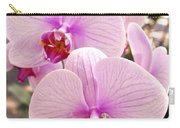 Pink Orchid Duo Carry-all Pouch