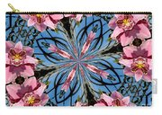 Pink Orchid Kaleidoscope 2 Carry-all Pouch