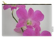 Pink Orchids 1 Carry-all Pouch