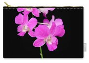 Pink Orchids 9 Carry-all Pouch