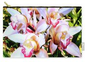 Pink Spirit Orchids Palm Springs Carry-all Pouch
