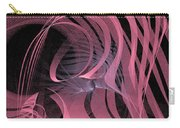 Pink Panels Carry-all Pouch