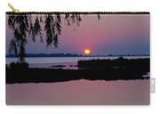 Pink Paradise Pond Carry-all Pouch