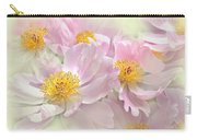 Pink Peony Flowers Parade Carry-all Pouch