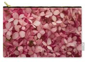 Pink Petal Carry-all Pouch