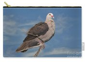 Pink Pigeon Carry-all Pouch