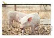 Pink Piglet Carry-all Pouch
