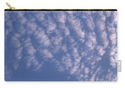 Pink Puffy Clouds Carry-all Pouch