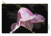 Pink Rhododendron Blossom Carry-all Pouch