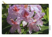 Pink Rhododendron In Sunshine Carry-all Pouch
