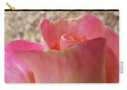 Pink Rose 3 Carry-all Pouch