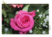 Pink Rose Adds Colour Carry-all Pouch