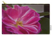 Pink Rose Digital Art 2 Carry-all Pouch