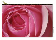 Pink Rose Dof Carry-all Pouch