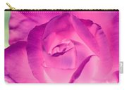 Pink Rose - Photopower 1790 Carry-all Pouch