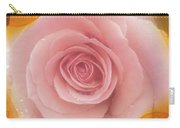 Pink Rose Romance  Carry-all Pouch