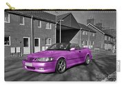 Pink Saab  Carry-all Pouch