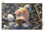 Pink Shell Bowl Carry-all Pouch