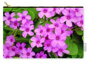Pink Sorrel Carry-all Pouch