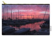 Pink Summer Sunset  Carry-all Pouch