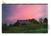 Pink Sunrise. Old Barn Carry-all Pouch
