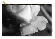 Pink Tea Rose 01 - Infrared Carry-all Pouch