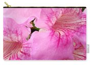 Pink Thunbergia Carry-all Pouch