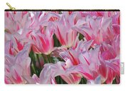 Pink Tulips 3 Carry-all Pouch