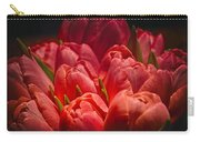 Fucshia Tulips Carry-all Pouch