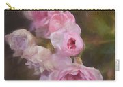 Pink Winter Roses One Carry-all Pouch