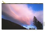 Pink Yellowstone Sunset Carry-all Pouch