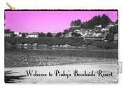 Pinky's Beachside Resort Carry-all Pouch