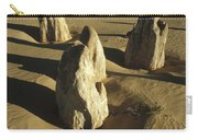 Pinnacles In Nambung National Park Carry-all Pouch
