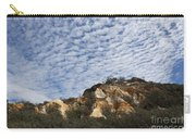 Pinnacles Of Fraser Island Carry-all Pouch by Linda Lees