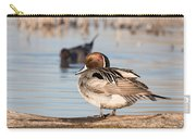 Pintail Drake Taking A Break Carry-all Pouch