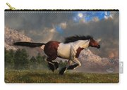 Pinto Mustang Galloping Carry-all Pouch