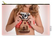 Pinup Photographer Carry-all Pouch