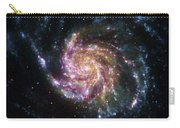 Pinwheel Galaxy Rainbow Carry-all Pouch