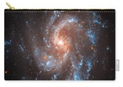 Pinwheel Galaxy Carry-all Pouch by Jennifer Rondinelli Reilly - Fine Art Photography