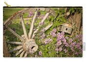 Pioneer Blossoms - Casper Wyoming Carry-all Pouch