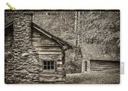 Pioneer Cabin And Shed In Cades Cove E227 Carry-all Pouch