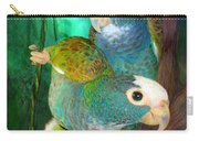Pionus In Paradise Carry-all Pouch