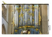 Pipe Organ In Breda Grote Kerk Carry-all Pouch