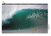 Pipeline Wave Hawaii Carry-all Pouch