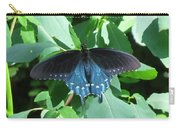 Pipevine Swallowtail Carry-all Pouch