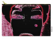 Pippas Pink Beauty Mark Carry-all Pouch
