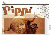 Pippi Longstocking - Fan Version Carry-all Pouch