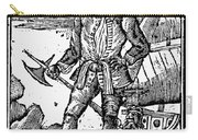 Pirate Edward England Carry-all Pouch