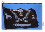 Pirate Flag With Skull And Pistols Carry-all Pouch